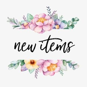 ✨ NEW ITEMS ✨